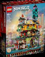71741 Ninjago City Gardens Box