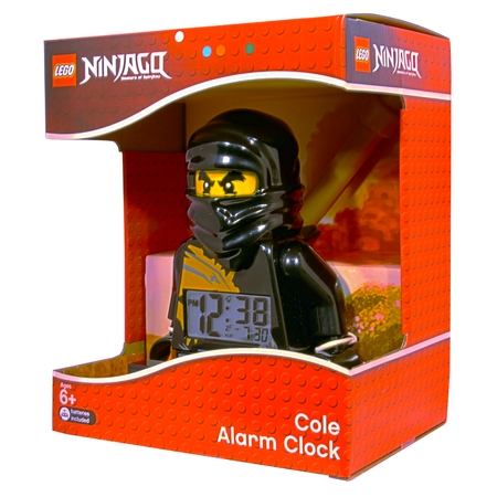 9004148 Cole Minifigure Clock