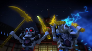 Ninjago The New Masters of Spinjitzu 29