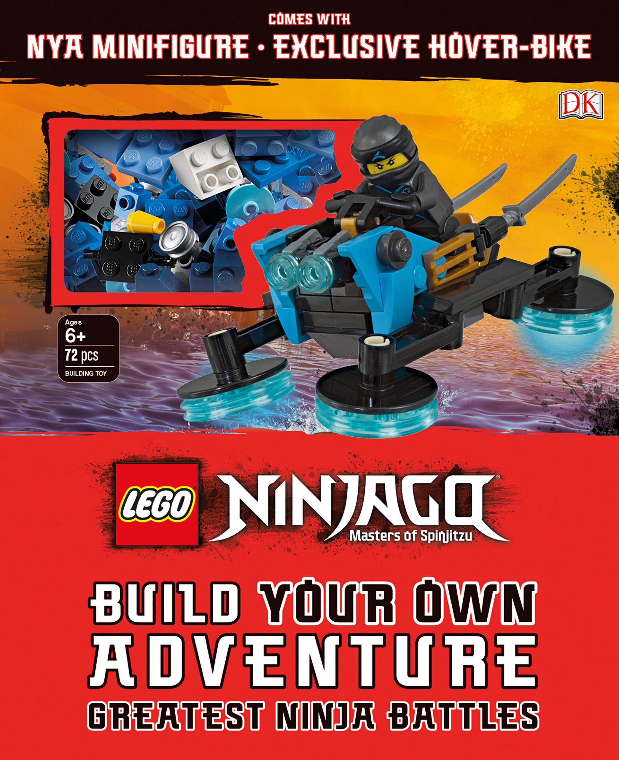 Brickmaster Ninjago: Build Your Own Adventure Greatest Ninja Battles