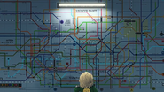 Subway routes in S8