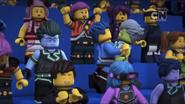 Crowd of avatars