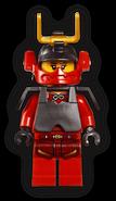 Samurai X Nya Minifigure