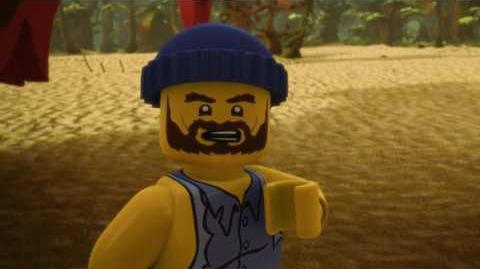 LEGO Ninjago Захватывающая история Мартышки