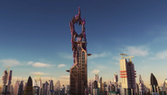 SOG Borg tower