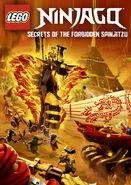 Poster Secrets of the Forbidden Spinjitzu