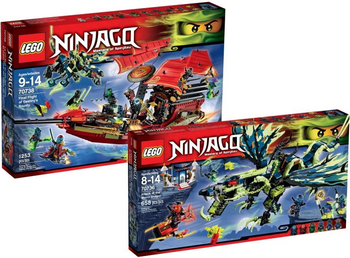 5004817 Ninjago Collection