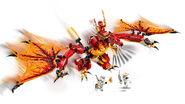 71753 Fire Dragon Attack 2