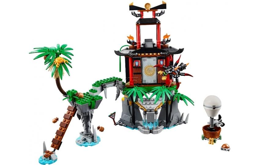70604 Остров тигриных вдов