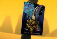 Ninjago talent poster
