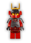 Samurai X Minifigure 2012