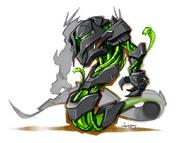 Iron doom concept