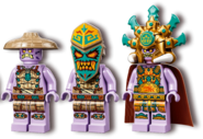 Keepers minifigures 2