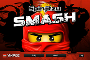 Ninjago Spinjitzu Smash! (Menu)