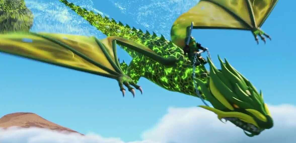 Energy Dragon