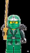 Lloyd ZX with sword
