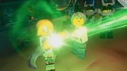 Ллойд разрушает Глефу