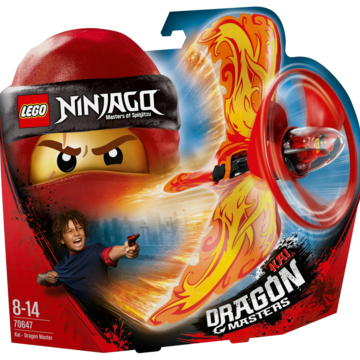 golden dragon master ninjago dojo pod