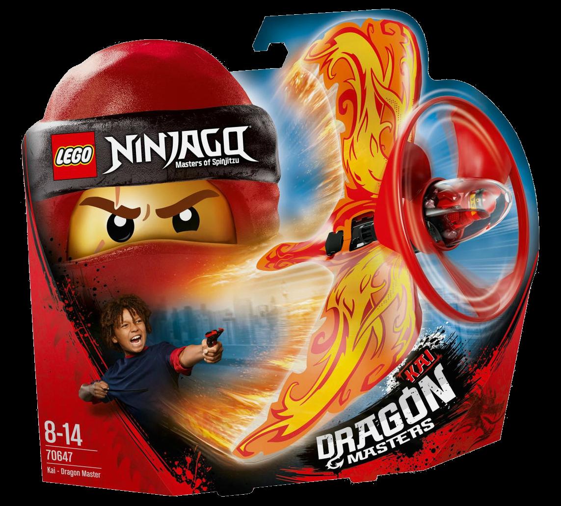 70647 Kai - Dragon Master