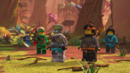 """Ninjago–The Keepers of the Amulet–4'28"""""""