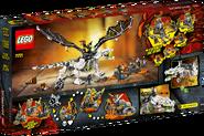 71721 Skull Sorcerer's Dragon Box Backside