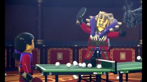 Chair Play Chen - LEGO Ninjago - (filler)