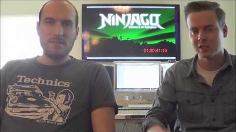 Jay Vincent and Mike Kramer (Ninjago Composers) Interview - Part 4 4