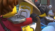 Wu without skullcap