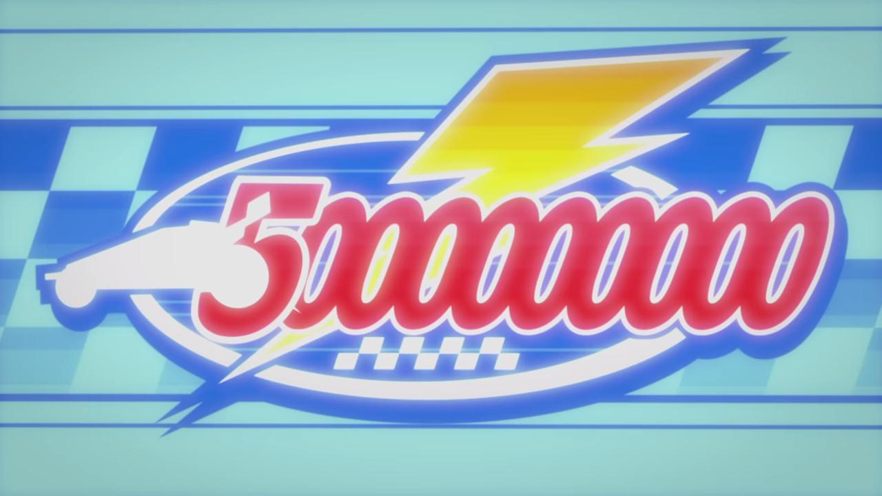 Speedway Five-Billion