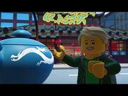 Trojan Tea Kettle - LEGO NINJAGO - Wu's Teas Episode 10
