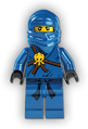 Training Jay Minifigure
