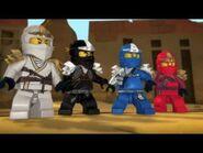 Jay Vincent - Ninjago Soundtrack - Ninja vs