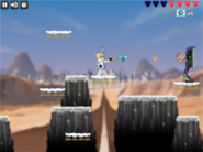 Level 2 of Rise of the Nindroids 19