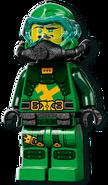 Scuba Lloyd Minifigure 2