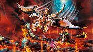 71718 Wu's Battle Dragon Poster