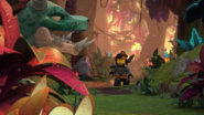 """Ninjago–The Keepers of the Amulet–4'10"""""""