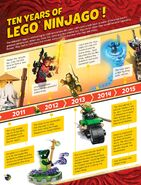 Ten years timeline page 1