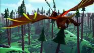 Ninjago Flight of the Dragon Ninja 44