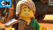 Stranded in the Desert of Doom Ninjago Cartoon Network