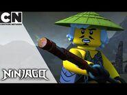 Ninjago - Best of Aging Master Wu - Cartoon Network 🇬🇧