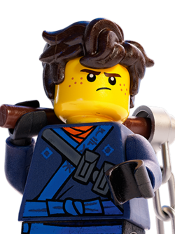 Джей Уокер (The LEGO Ninjago Movie)