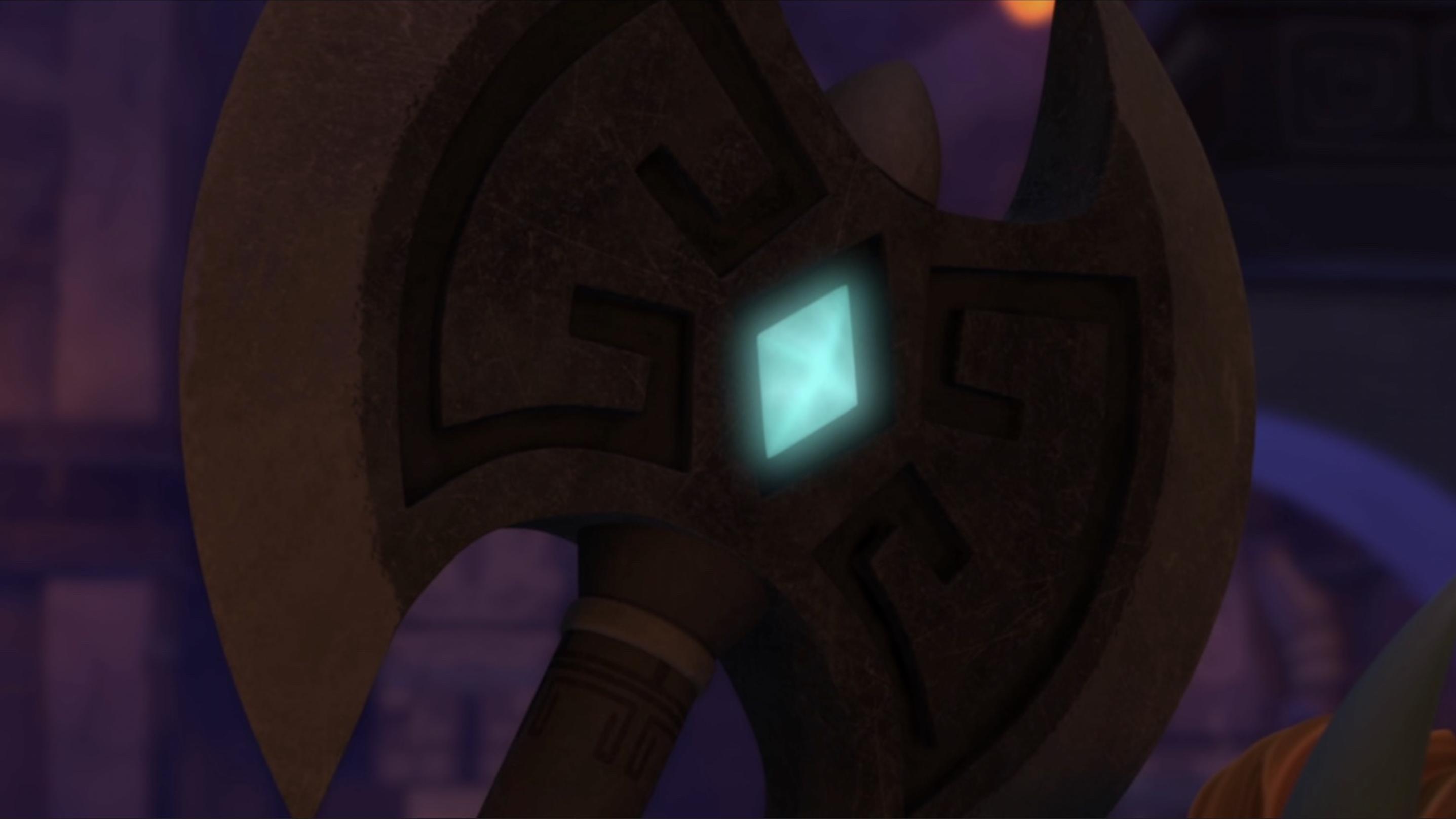 Korgran's Axe