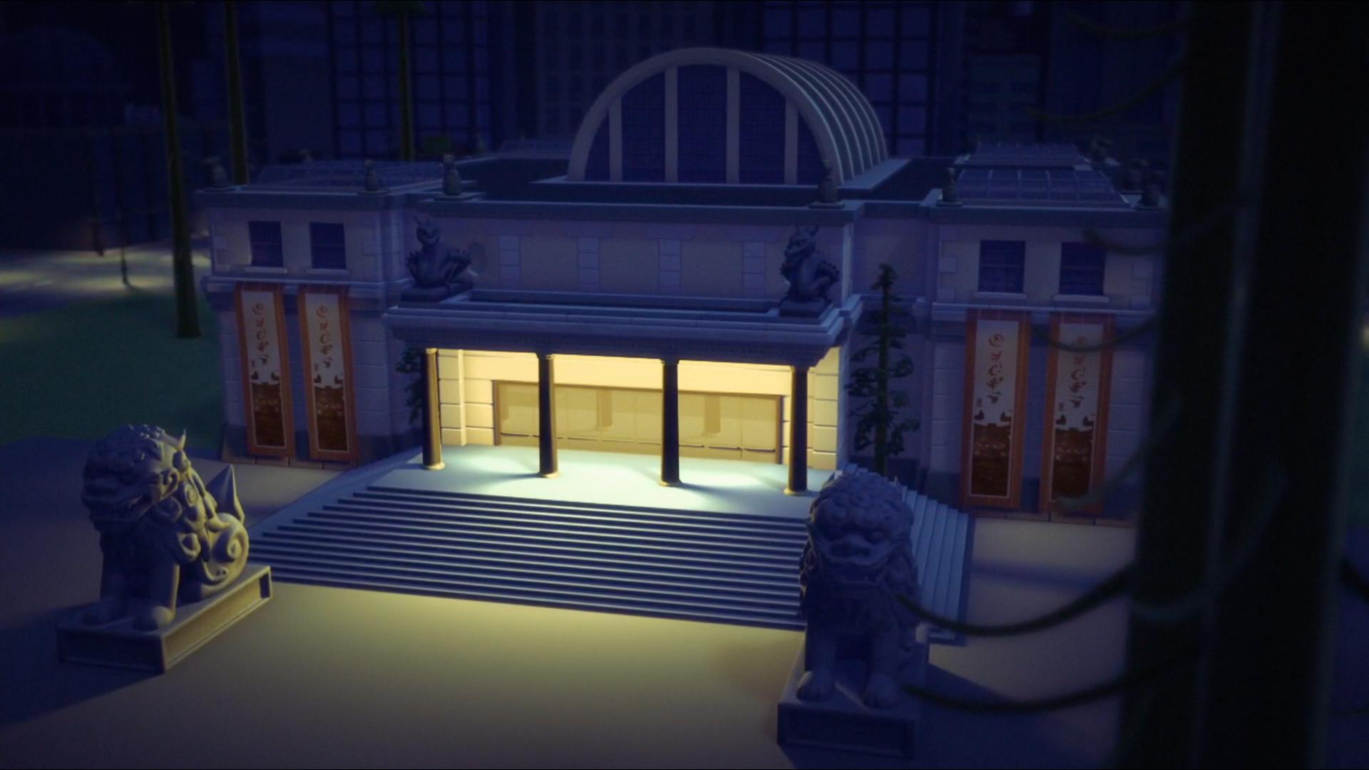 Ninjago Museum of History