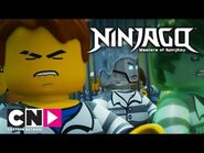 Ninjago - Fresh Meat - Cartoon Network