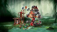 70626 Dawn of Iron Doom Poster