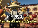 Tales from the Monastery of Spinjitzu