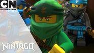 Ninjago No Crime To Fight Cartoon Network UK 🇬🇧