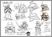 57357 Ninja Nya 2012