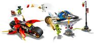 70667 Kai's Blade Cycle and Zane's Snowmobile 3