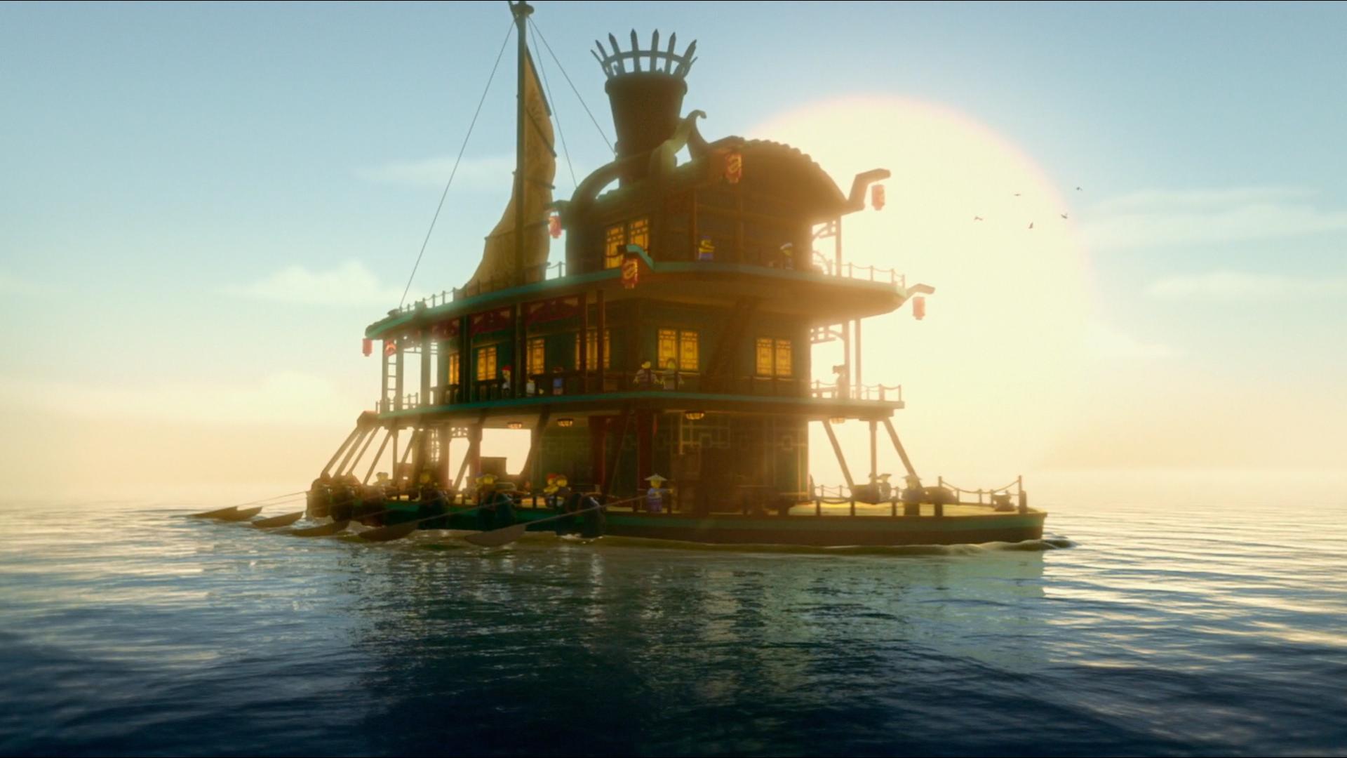 Chen's Ferry